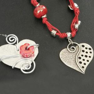 Per Laura Chiolo ogni bijoux è veramente un pezzo di cuore