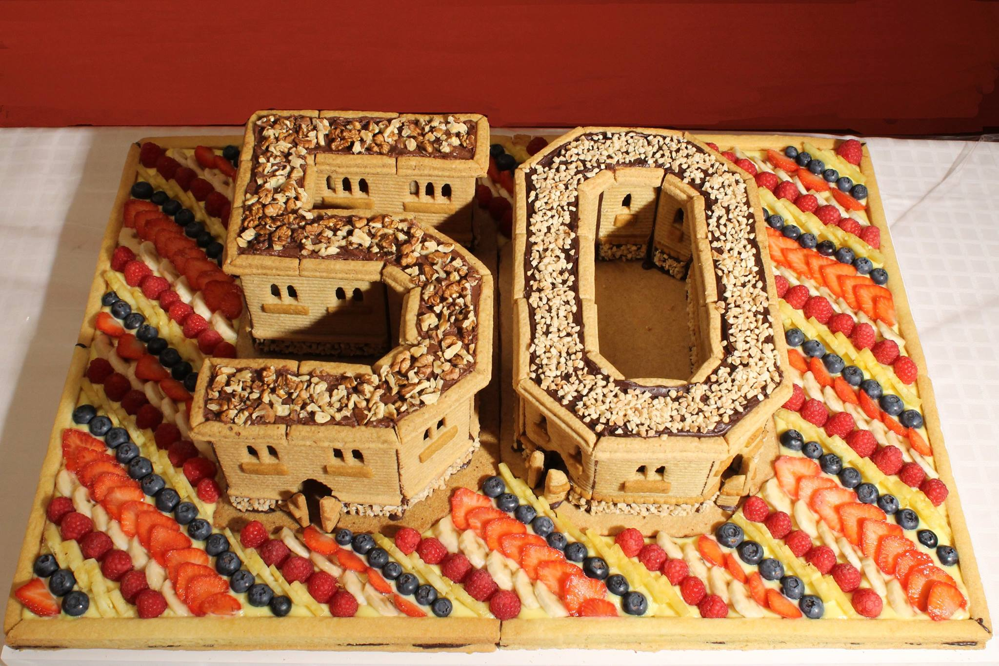 Vi Presento Le Mie Torte Sono Veri Monumenti Di Pasta Frolla