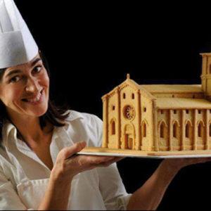 """""""Vi presento le mie torte: sono veri monumenti di pasta frolla"""""""