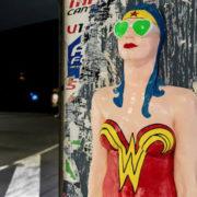 Le nostre superdonne in 3D hanno conquistato tutta la città