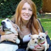Michela Brambilla: adotta un cane