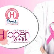 Cerca il bollino rosa e prenota la tua visita medica gratuita
