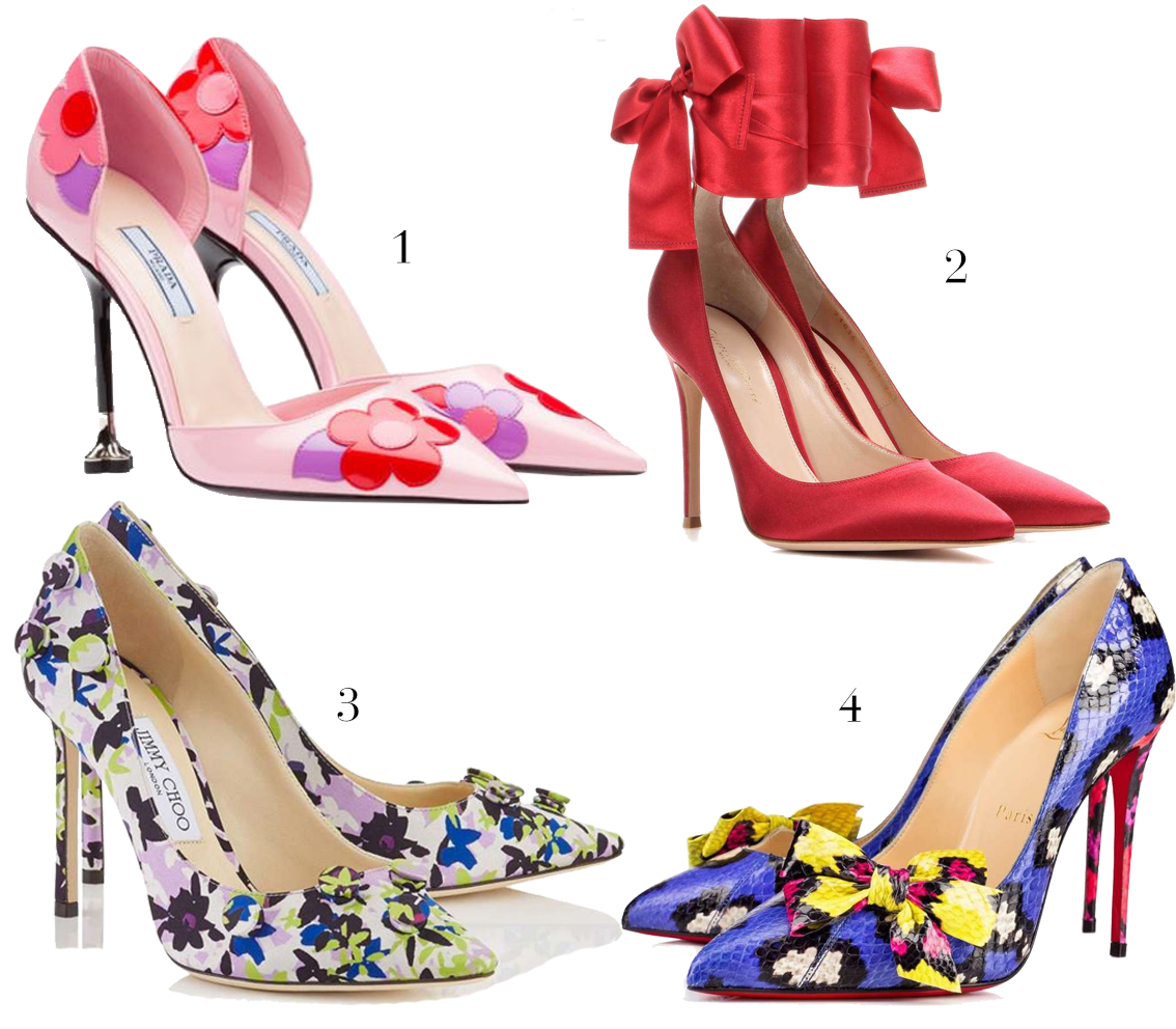 Look 50  ecco le scarpe che abbiamo selezionato per te ... 550b73fd773
