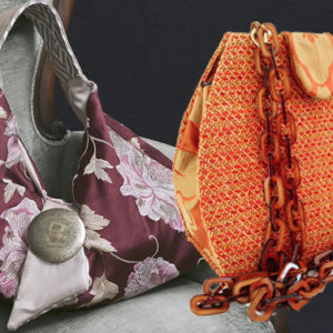 Le borse di Barbara, piccole opere d'arte