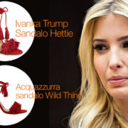Ivanka Trump e i sandali copia-e-incolla