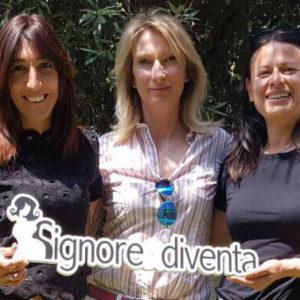 Vuoi compare una vocale da Elena, Lella e Francesca?