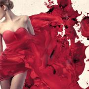 E' il colore dell'amore: osa anche tu con le 50 sfumature del rosso