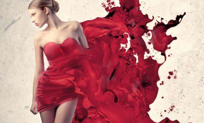 donna-abito-rosso