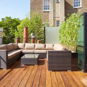 Ecco come crearti un terrazzo a prova di calura