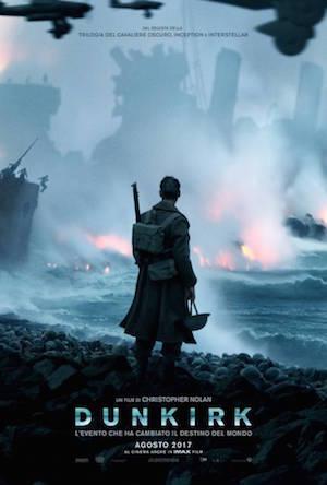 Dunkirk film locandina