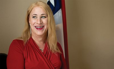 Jess Herbst sindaco new hope