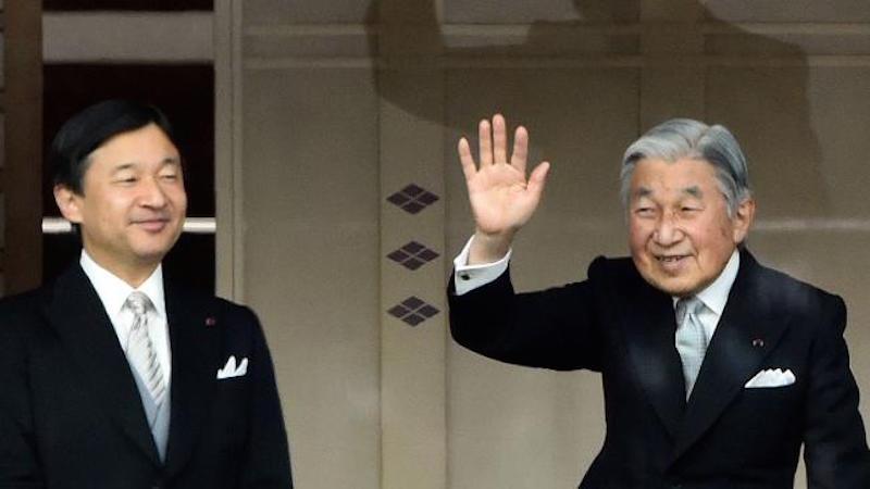 Akihito-imperatore.Giappone