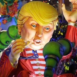 """Sapevate che c'è anche un Trump """"carino""""?"""