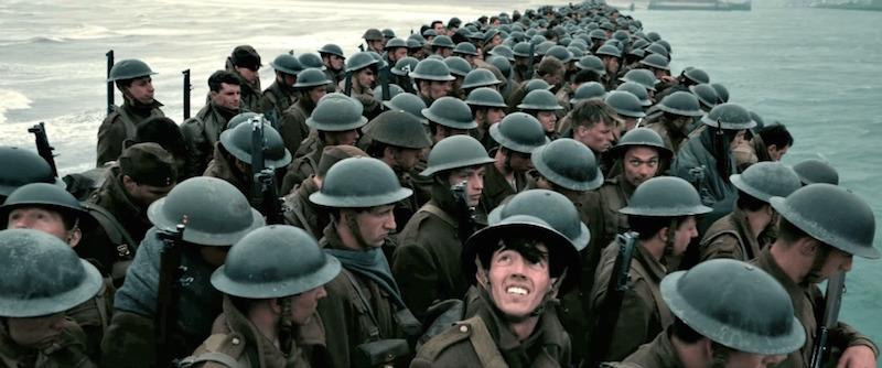 Dunkirk fil 2017