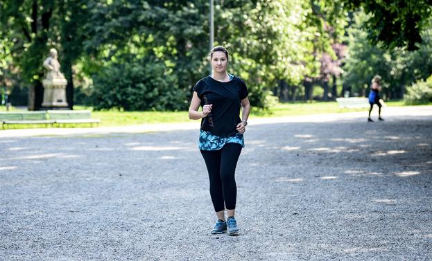 fitwalking in gravidanza 1