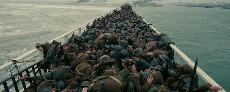 Dunkirk film 2017