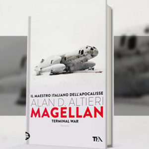 """Il """"Magellan"""" di Altieri va oltre l'infinito"""