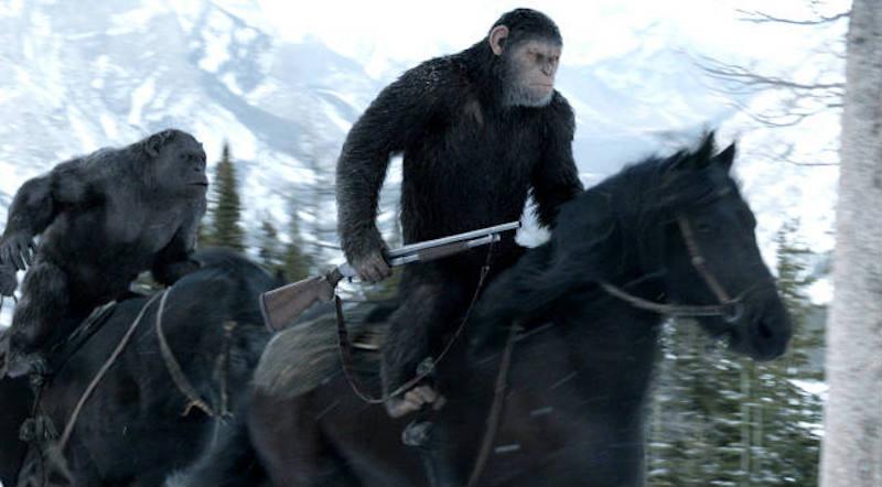 war pianeta scimmie
