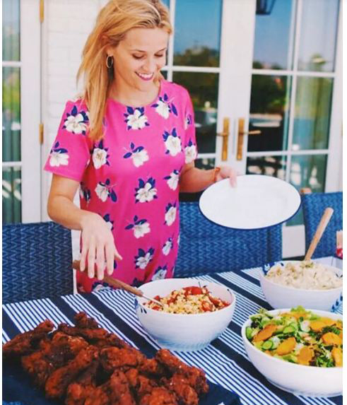 Share Grilling Reese Witherspoon