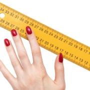 Sex 50: per pochi centimetri in più (o in meno)...