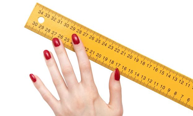 quanti centimetri dovrebbe essere il pene