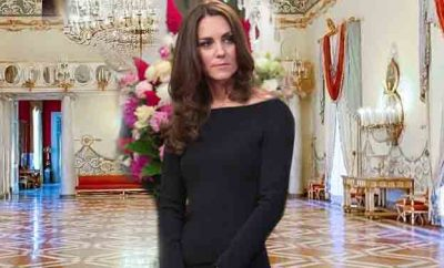 kate middleton abito nero