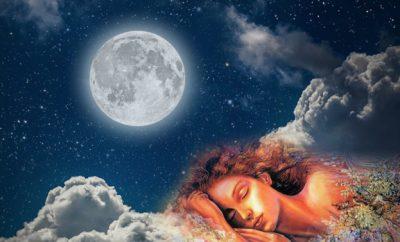 luna piena sonno