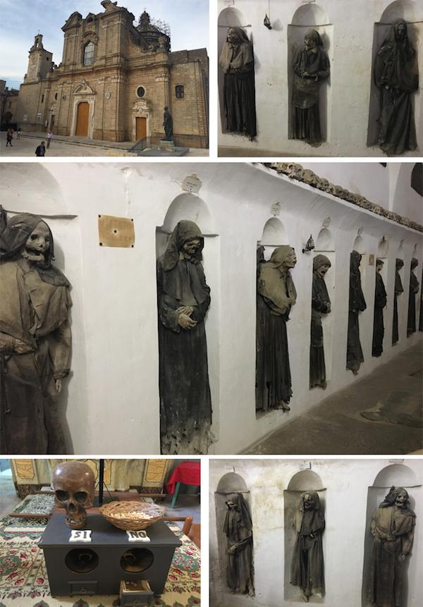oria cripta delle mummie