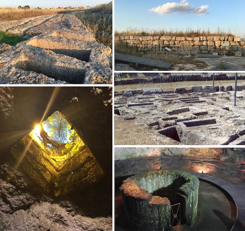 parco archeologico manduria