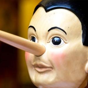 I 10 indizi che ti fanno capire subito se lui ti sta mentendo