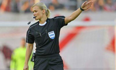Bibiana Steinhaus arbitro donna