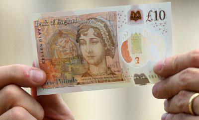 banconota jane austin