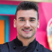 Damiano Carrara: Ho sostituito Antonio Martino a Bake Off