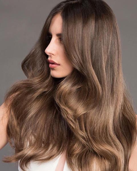 Famoso colore capelli autunno inverno 2017 DO17