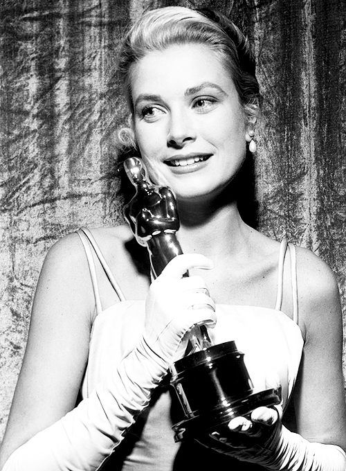grace kelly oscar