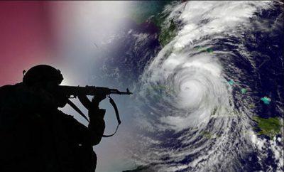 spara all uragano