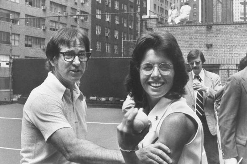 Bobby Riggs billy jean king