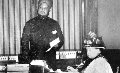 Regina Vittoria e Abdul