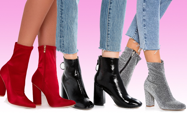 ankle boots ap