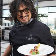Alessandro Borghese: La cucina è musica per il vostro palato