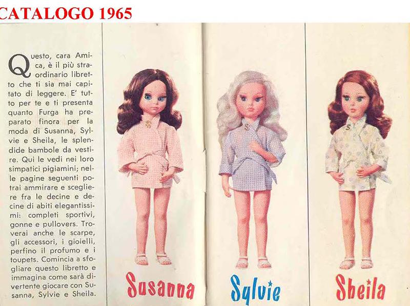catalogo Furga 1965