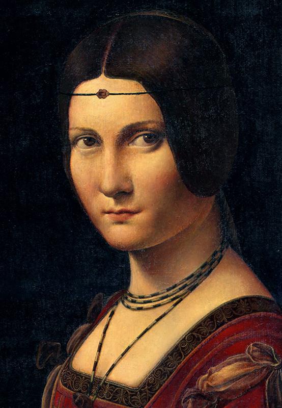 ritratto di dama leonardo