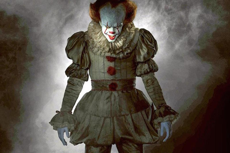 it clown paura
