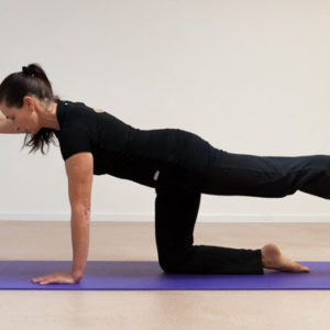 Contro ansia, depressione e... pancetta prova lo Yogalates