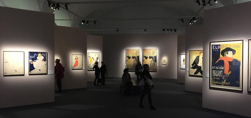 Mostra Lautrec milano
