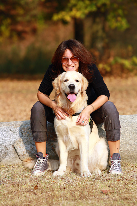 dog coach cristina