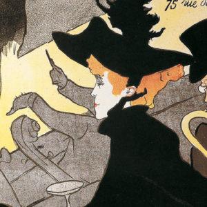Il mondo fuggevole di Toulouse Lautrec, popolato dalle donne