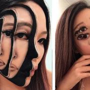 Le magie di Mimi Choi: il trucco c'è e in effetti si chiama make up