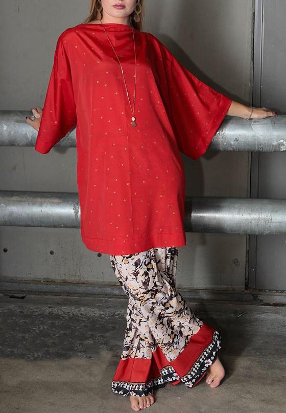 kimono rosso