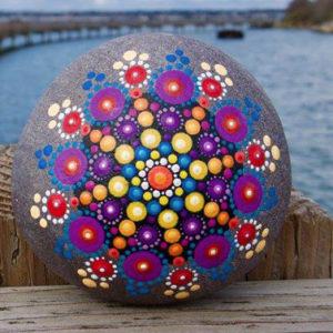 Ti senti sotto stress? Rilassa la mente con i Mandala Stones